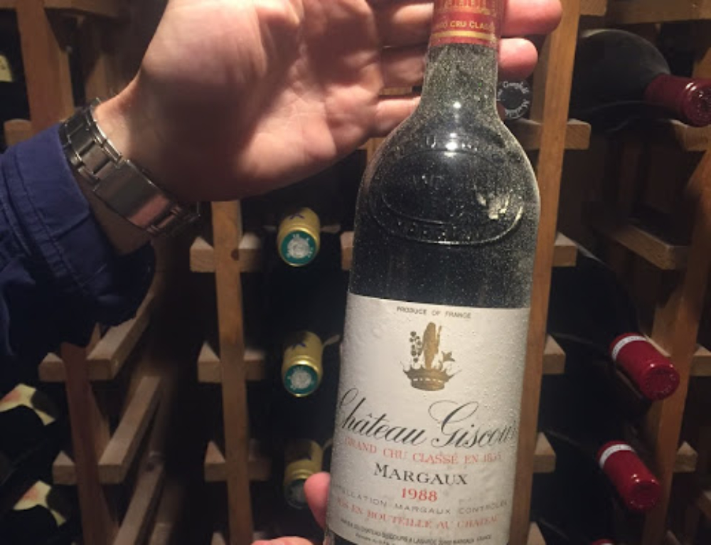 1988 Chateau Giscours from Margeaux