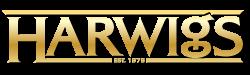 Harwigs Fine Dining and Wine Logo