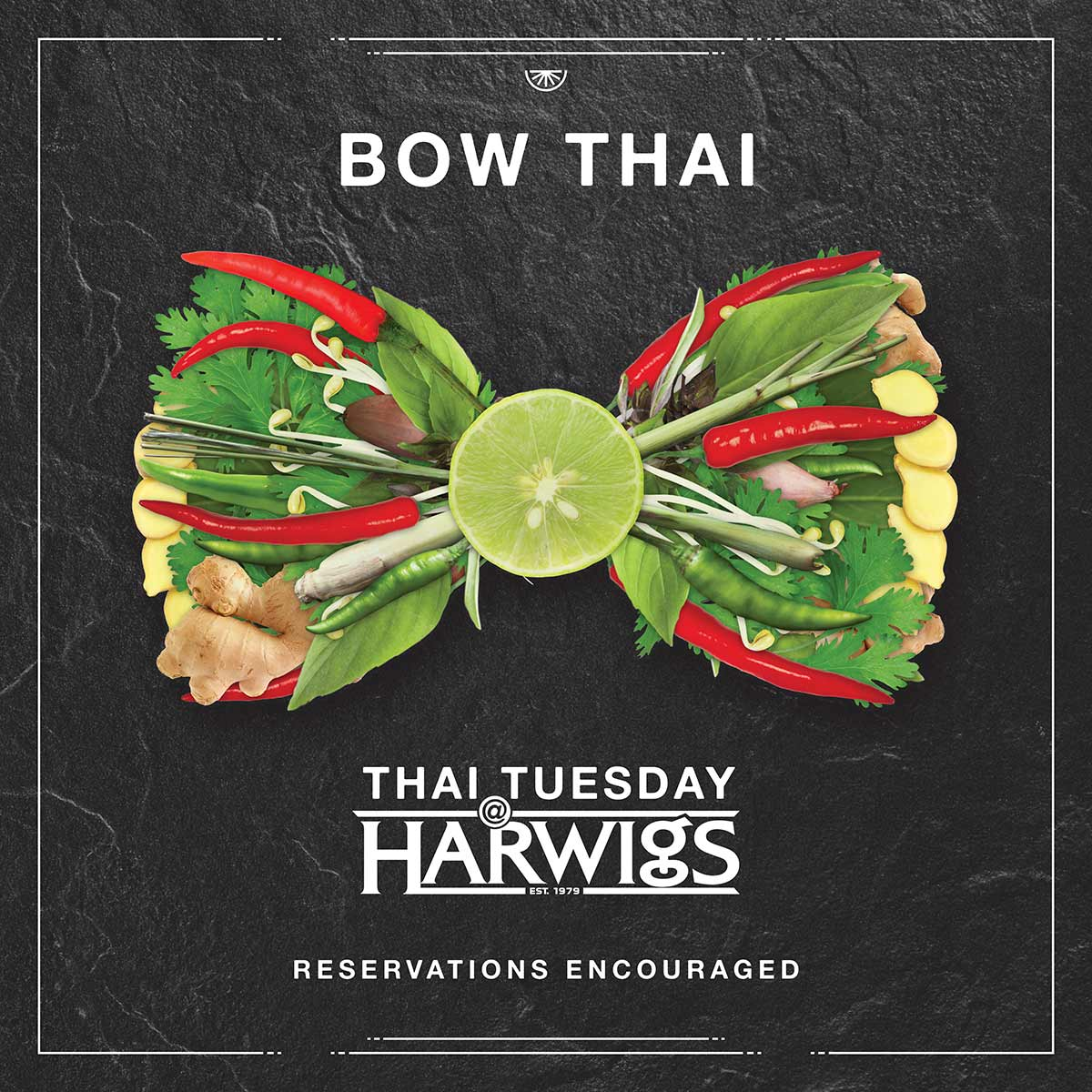 Harwigs Thai Tuesday - Bow Thai