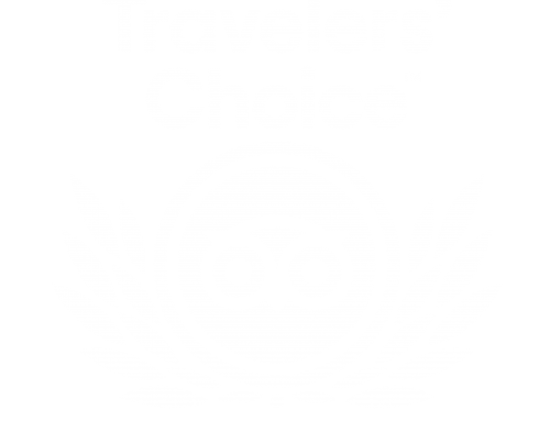 Tripadvisor Travelers' Choice Award-Winner